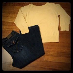 Harold's Lightweight 3/4 Sleeve Sweater